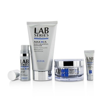 Aramis Lab Series Max LS Set: Cleanser 150ml + Lifting Cream 50ml + Instant Eye Lift 15ml + Lifting Serum 7ml