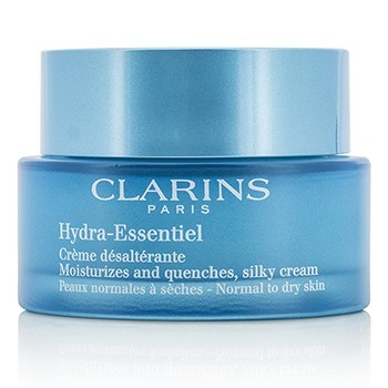 Clarins Hydra-Essentiel Moisturizes & Quenches Silky Cream - Normal to Dry Skin
