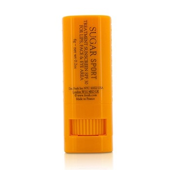 Fresh Sugar Sport Treatment Sunscreen SPF30 - For Lips, Face & Eye Area