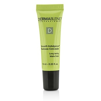Dermablend Smooth Indulgence Redness Concealer (Long lasting, Matte Finish) (Box Slightly Damaged)
