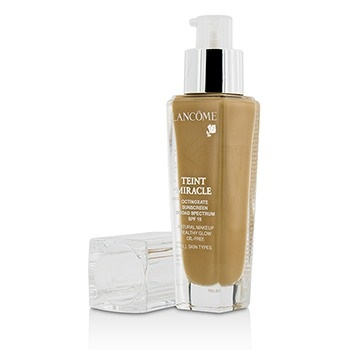 Lancome Teint Miracle Natural Skin Perfection SPF 15 - # 430 Bisque 8N (US Version)