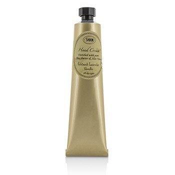 Sabon Hand Cream - Patchouli Lavender Vanilla (Tube)