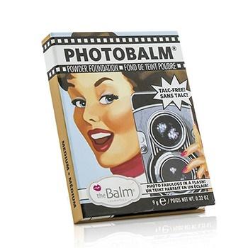 TheBalm PhotoBalm Powder Foundation - #Medium