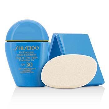 Shiseido UV Protective Liquid Foundation SPF30 - # SP70 Dark Ivory