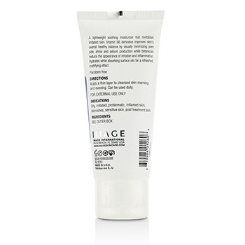 Image Clear Cell Mattifying Moisturizer For Oily Skin