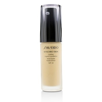 Shiseido Synchro Skin Lasting Liquid Foundation SPF 20 - Rose 2