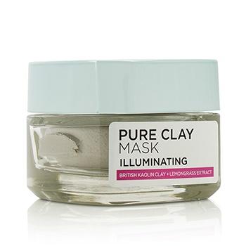 L'Oreal Pure Clay Illuminating Mask
