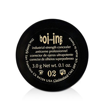 Benefit Boi ing Industrial Strength Concealer (New Packaging) - # 02 (Light/Medium)