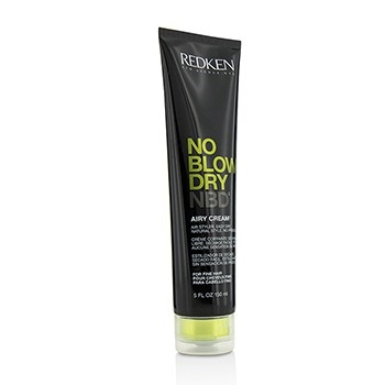 Redken No Blow Dry Airy Cream (For Fine Hair)