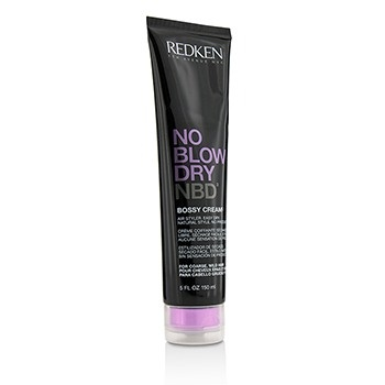 Redken No Blow Dry Bossy Cream (For Coarse, Wild Hair)