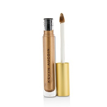 Kevyn Aucoin The Molten Lip Color Molten Metals- # Copper