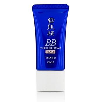 Kose Sekkisei White BB Cream Moist SPF40 PA+++ - # 01 Light Ochre