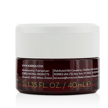 Korres Wild Rose 24 Hour Moisturising & Brightening Cream - Normal to Dry Skin