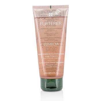 Rene Furterer Lumicia Illuminating Shine Shampoo (Frequent Use , All Hair Types)