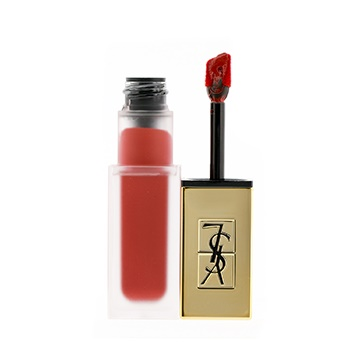 Yves Saint Laurent Tatouage Couture Matte Stain - # 12 Red Tribe
