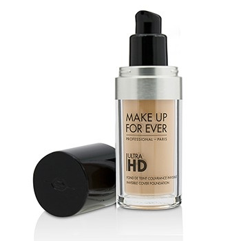 Make Up For Ever Ultra HD Invisible Cover Foundation - # R220 (Pink Porcelain)