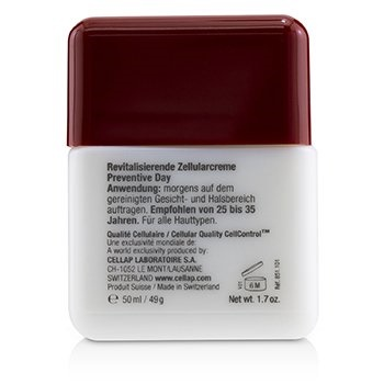 Cellcosmet & Cellmen Cellcosmet Preventive Cellular Day Cream