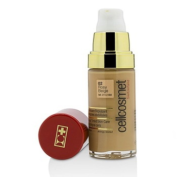 Cellcosmet & Cellmen Cellcosmet CellTeint Plumping Cellular Tinted Skincare - #02 Rosy Beige