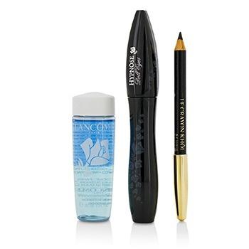 Lancome Hypnose Doll Eyes Set: 1x Hypnose Doll Eyes Mascara + 1x Mini Le Crayon Khol + 1x Bi Facil