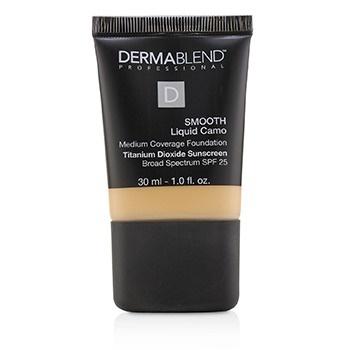 Dermablend Smooth Liquid Camo Foundation SPF 25 (Medium Coverage) - Bisque (30W)