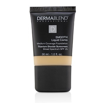 Dermablend Smooth Liquid Camo Foundation SPF 25 (Medium Coverage) - Cream (10N)