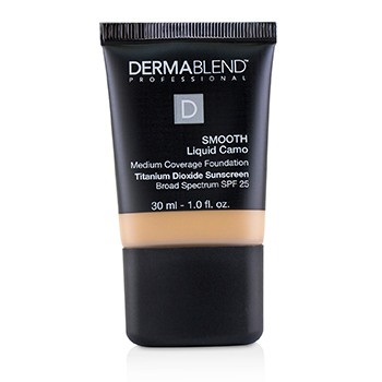 Dermablend Smooth Liquid Camo Foundation SPF 25 (Medium Coverage) - Sepia (40C)