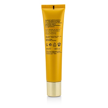 Lierac Sunissime Global Anti-Aging Energizing Protective Fluid SPF50+ For Face & Decollete