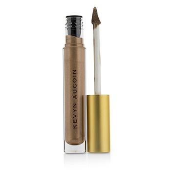 Kevyn Aucoin The Molten Lip Color Molten Metals- # Titanium