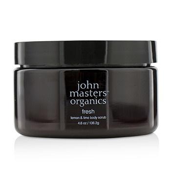 John Masters Organics Fresh Lemon & Lime Body Scrub 600362
