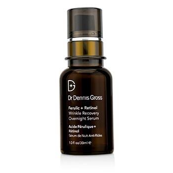 Dr Dennis Gross Ferulic + Retinol Wrinkle Recovery Overnight Serum
