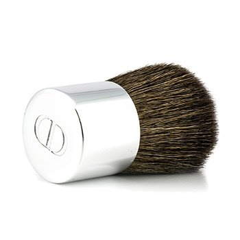 Christian Dior Diorskin Nude Air Healthy Glow Invisible Powder (With Kabuki Brush) - # 010 Ivory