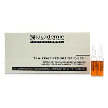 Academie Specific Treatments 1 Ampoules Rougeurs Diffuses - Salon Product