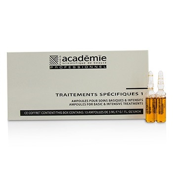 Academie Specific Treatments 1 Ampoules Propolis - Salon Product
