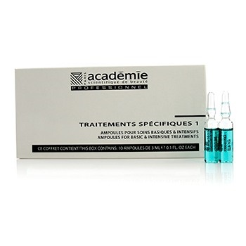Academie Specific Treatments 1 Ampoules Oligo-Elements - Salon Product