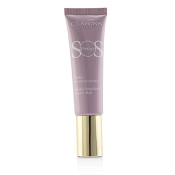 Clarins SOS Primer - # 05 Lavender (Visibly Brightens Sallow Skin)