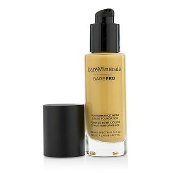 BareMinerals BarePro Performance Wear Liquid Foundation SPF20 - # 16 Sandstone