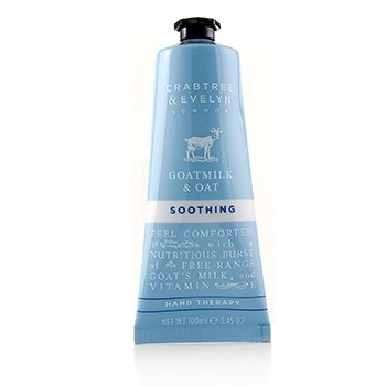 Crabtree & Evelyn Goatmilk & Oat Soothing Hand Therapy