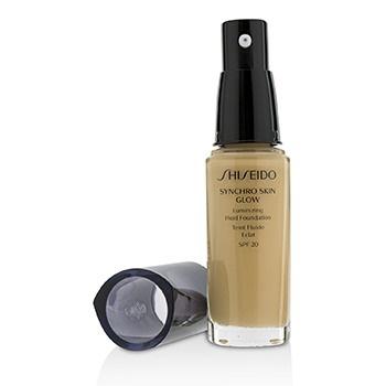 Shiseido Synchro Skin Glow Luminizing Fluid Foundation SPF 20 - # Neutral 2
