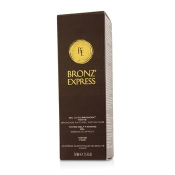 Academie Bronz' Express Face Tinted Self-Tanning Gel