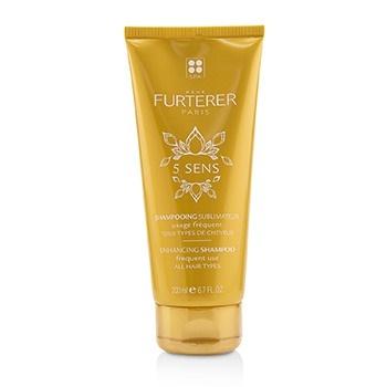 Rene Furterer 5 Sens Enhancing Shampoo (Frequent Use , All Hair Types)