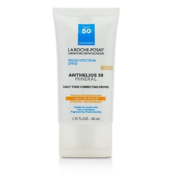 La Roche Posay Anthelios 50 Mineral Tinted Daily Tone Correcting Primer SPF50