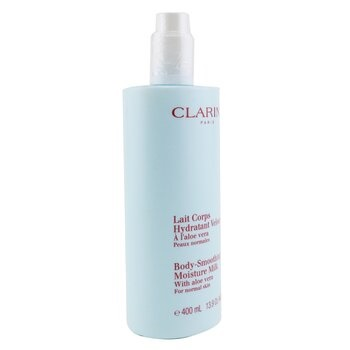 Clarins Body-Smoothing Moisture Milk With Aloe Vera - For Normal Skin