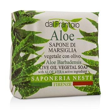Nesti Dante Dal Frantoio Olive Oil Vegetal Soap - Aloe Vera