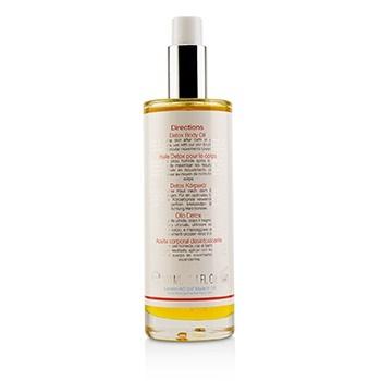 The Organic Pharmacy Detox Cellulite Body Oil
