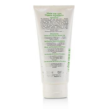 The Organic Pharmacy Lemon & Eucalyptus Shower Gel