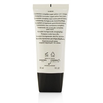 Chanel CC Cream Super Active Complete Correction SPF 50 # 10 Beige