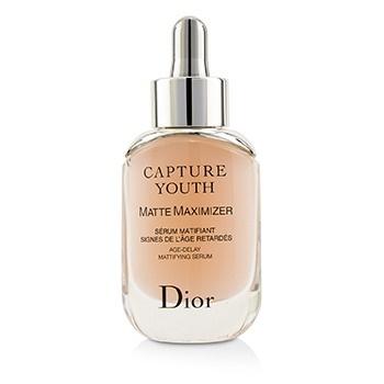Christian Dior Capture Youth Matte Maximizer Age-Delay Mattifying Serum