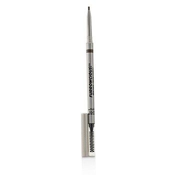 TheBalm Furrowcious Brow Pencil With Spooley - # Light Brown