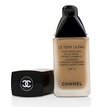Chanel Le Teint Ultra Ultrawear Flawless Foundation Luminous Matte Finish SPF15 - # 50 Beige