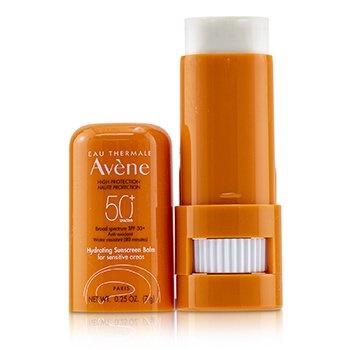 Avene Hydrating Sunscreen Balm SPF 50 - For Sensitive Skin